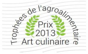 label Logo trophées de l'agroalimentaire
